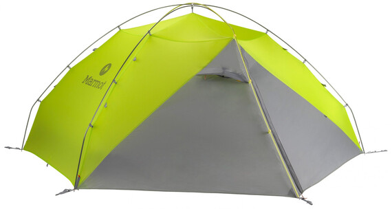 Marmot Ohlone 3P Tent Green Lime/Steel